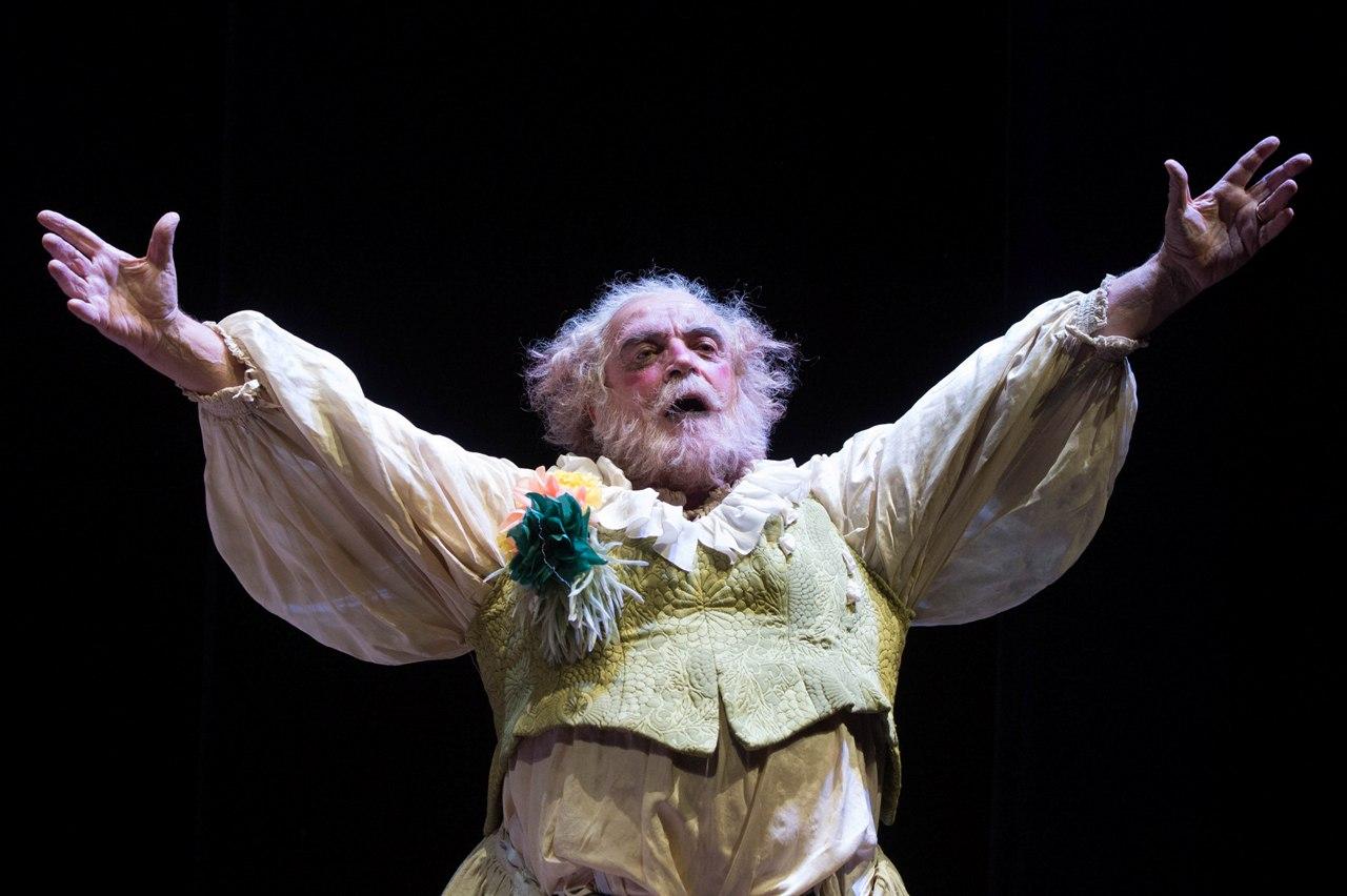 FALSTAFF E IL SUO SERVO - Teatro di Lonigo