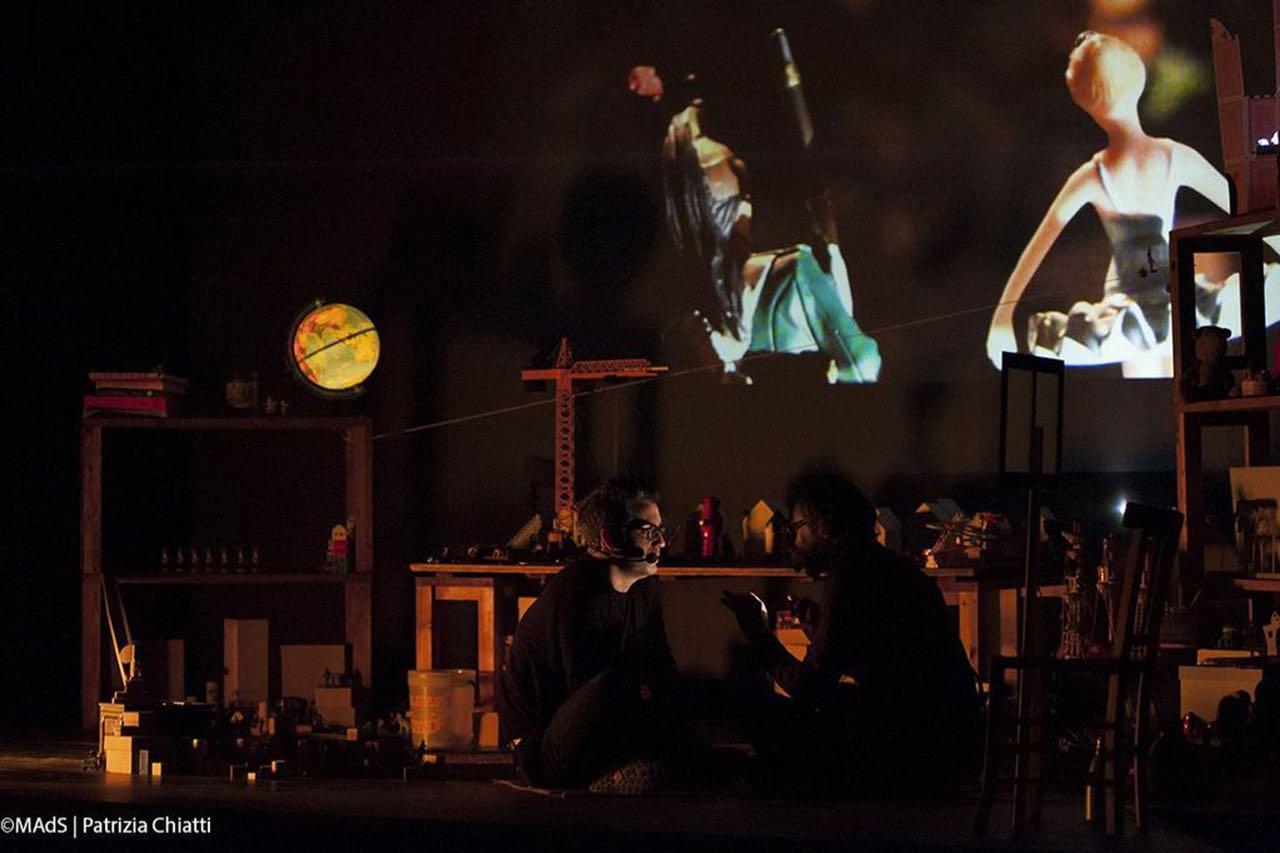 Il tenace soldatino di piombo. Un film da palcoscenico - Teatro di Lonigo