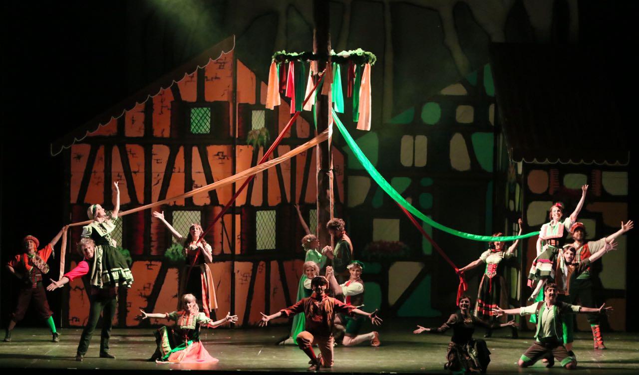 Hansel e Gretel e il maleficio della Foresta Nera - Teatro di Lonigo