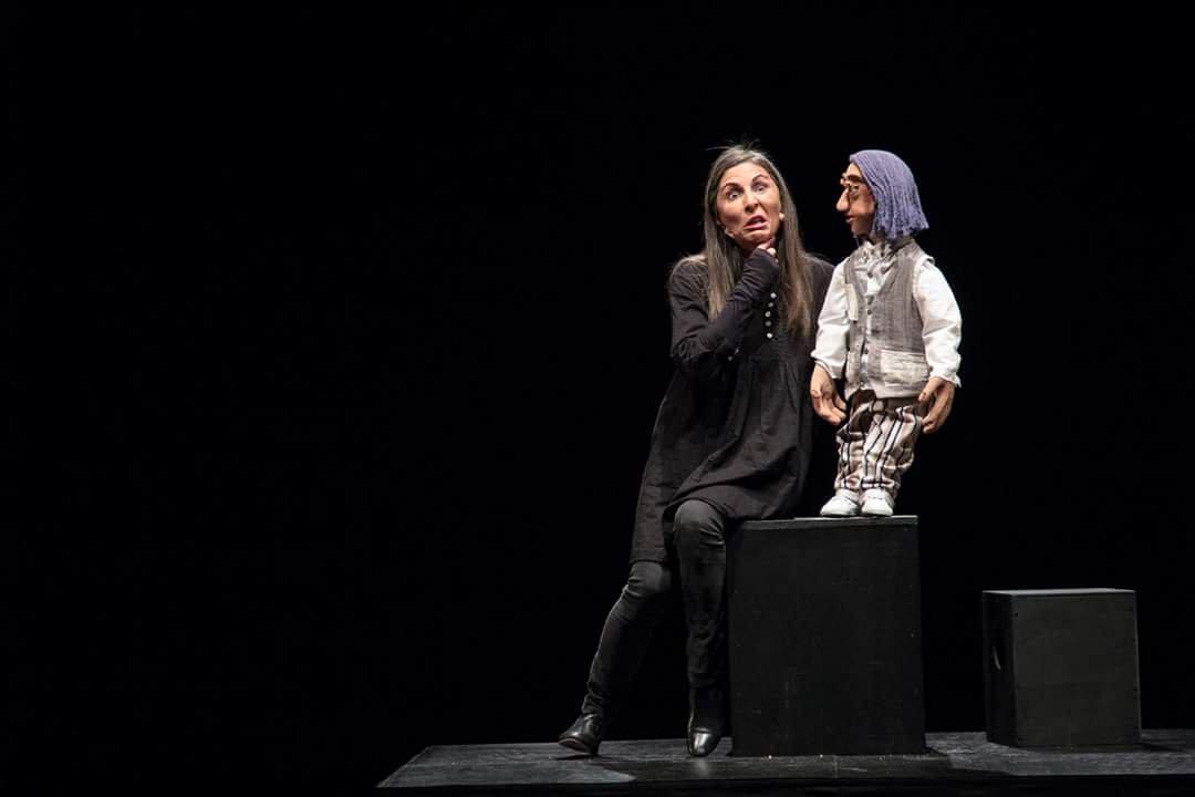 IL FIORE AZZURRO  - Teatro di Lonigo